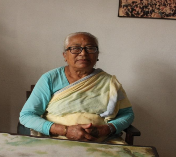 Pioneer of Palpali Dhaka: Purna Maya Maharjan